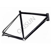 Wholesale Black Flat Mount Road Bike Frame Aluminum Material For Offroad Racing from china suppliers