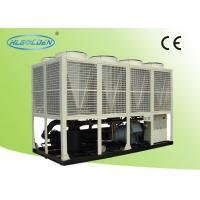 Wholesale PLC Big Air Cooled Chiller Unit from 101 KW - 337 KW from china suppliers