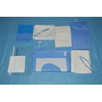 Wholesale Sterile SMMS Disposable Wrapping Surgical Packs , Laparotomy Drape from china suppliers