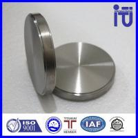 Quality ASTM F67 GR2 CAD CAM Dental Titanium Milling Disk for crowns and bridges for sale