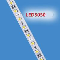 Wholesale High lumen SMD5050 14.4W RGB LED Cabinet Light Bar in DC12V U shape Aluminium from china suppliers