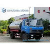 Wholesale Dongfeng Asphalt Tank Trailer 7000 L -8000 L 190hp 3950 mm ISB190 40 from china suppliers