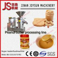 Wholesale Viscous Fluid Peanut Butter Making Machine Production Line from china suppliers