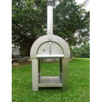 outdoor wood fired pizza oven portable used wood burning oven
