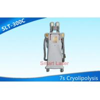 Wholesale Four Cryo Handles Working Together Fat Freezing Cryolipolysis Slimming Machine from china suppliers