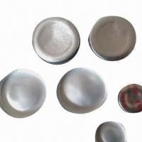 Wholesale Aluminum foils for all types of bottle caps, thickness of 0.14 to 0.27mm, 1050, 1060 and 1070 grades from china suppliers