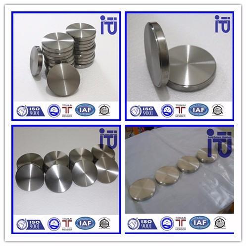 ASTM F67 GR2 CAD CAM Dental Titanium Milling Disk
