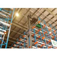 Wholesale Pallet Radio Shuttle Racking Automated Shelving Systems With Two Motors from china suppliers