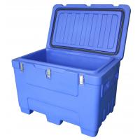 Wholesale 250Litre Heavy Duty Forkliftable Blue Dry Ice Storage Container from china suppliers