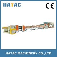 Buy cheap Fully Automate Cardboard Making Machine,Paperboard Laminating and Cutting Machine from wholesalers