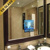 Wholesale bathroom tvs, framed mirror tv from china suppliers