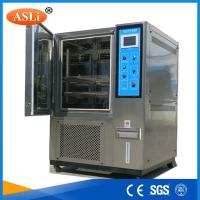 Wholesale 80L -1000 L Environmental Test Equipment / High Low Temperature Cycle Test Chamber For Aging Test from china suppliers