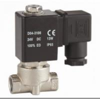 Wholesale 1/8〃2 Way 24v Solenoid Valve Water Stainless Steel Solenoid Valves For Water from china suppliers