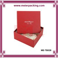 Wholesale Square hat box, custom paper clothing packaging box ME-TB026 from china suppliers