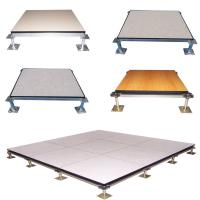 Wholesale Anti Static PVCRaised Floor For Data Center , Raised Flooring Tiles from china suppliers