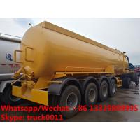 Wholesale 2018s high quality and competitive price customized CLW brand 4 axles 30,000Liters vacuum tank semitrailer for sale, from china suppliers