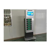 Wholesale High End Computer Floor Standing Mobile Phone Charge Machine with Big Touch Screen from china suppliers