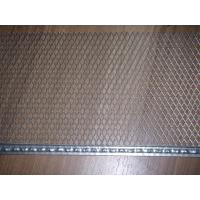 Wholesale Wall Metal Perforated Metal Mesh Punched Decorative Crimped Metal Mesh Screen from china suppliers