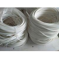Wholesale White Flexible PVC Tubing 600V / 300V UL Approval , Flexible PVC Pipe from china suppliers
