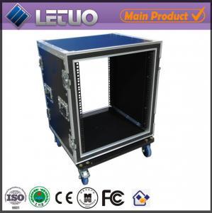 Wholesale LT-FC175 aluminum ata road flight case 12u shock mount flight case rack transport case from china suppliers