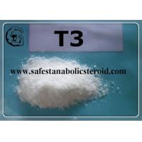 Wholesale Weight Loss Steroids Hormone Powder Cytomel Liothyronine Sodium /T3 L-Triiodothyronine from china suppliers