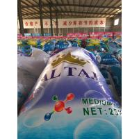 Wholesale hot sale 25kg low foam OEM washing powder/low-foaming detergent with good quality to do buai market from china suppliers