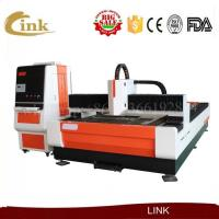 Wholesale High Accuracy CNC Fiber Laser Cutting Machine from china suppliers