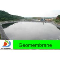 Wholesale Customized Product 1.5mm Hdpe Geomembrane (Supplier) from china suppliers