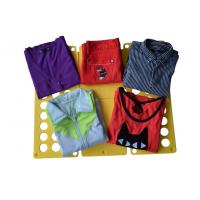 Wholesale Personalized Laundry Easy PP Clothes Folding Board for T Shirt Sweater from china suppliers