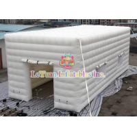 Wholesale White Outdoor Inflatable Party Tent Serurity Guarantee EN14960 Certificate from china suppliers