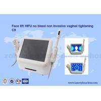 Wholesale 15 Inches Screen 2 In 1 Ultrasound Face Lift Machine / Vaginal Tightening Equipment from china suppliers