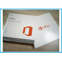 Wholesale Genuine Microsoft Office 2016 Standard Dvd Retailbox 32 Bit / 64 Bit from china suppliers