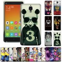 Wholesale XiaoMi Mi4 silicone material durable cool cell phone cases with photo designs from china suppliers