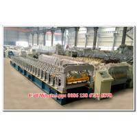 Wholesale Corrugated Metral and Normal Aluminum Roofing Sheets Corrugator Machine from china suppliers