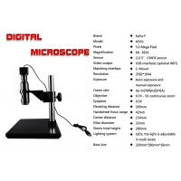 Buy cheap High Resolution Zoom WIFI Microscope With Real Restore Color - HD 51 from wholesalers
