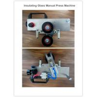 Buy cheap Manual Double Glazed Glass Press Machine from wholesalers