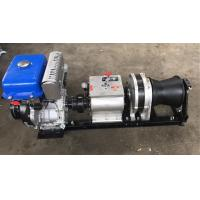 Wholesale Electric Power Construction Gas Engine Powered Winch Fast Speed Cable Winch from china suppliers