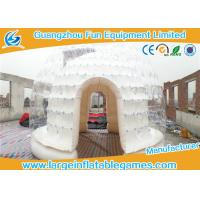 Wholesale Waterproof Large Dome Inflatable Air Tent Bubble Igloo Tent For Advertising from china suppliers