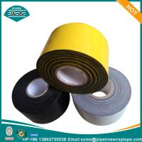 Wholesale Yellow Industrial Tapes / Underground Pipe Wrapping Tape Butyl Rubber from china suppliers