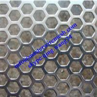 Wholesale Hexagnol Hole, Square Hole, Diamond Hole Perforated Metal from china suppliers