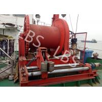 Wholesale High Efficient 20 Ton Anchor Marine Electric Winch With Spooling Device from china suppliers
