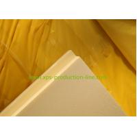 Wholesale 350Kpa 50mm Yellow Extruded Polystyrene Foam Board for Housing Industrilization from china suppliers