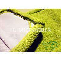 "Wholesale Industrial Microfiber Dust Mop Pad / Microfiber Floor Mop 6"" x 24"" from china suppliers"