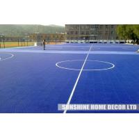 Wholesale International Standard Portable Badminton Court Flooring With Antibacterial from china suppliers