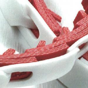 Durable Adjustable Length V Belt , Adjustable Pulley Belt Top PTFE / PVC / PU Material