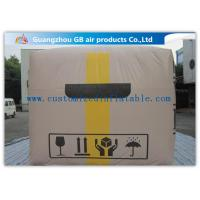 Quality Inflatable Carton Box Shape For Promotion Inflatable Advertising Signs for sale
