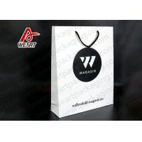 Wholesale Environmental Custom Printed Paper Bags Paper Sacks With Handles from china suppliers