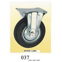 Wholesale Industrial Caster rubber caster rigid 037 from china suppliers