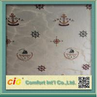 Wholesale Modern Home Decor Wallpaper Polyester Jacquard Fabric Seamless from china suppliers