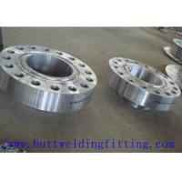 Wholesale SO ANSI B 16.5 ASTM Inconel 625 Butt Welded Flange ASME-ANSI B16.5 1/2''-60'' from china suppliers
